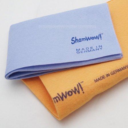 シャムワウ ShamWow 吸水クロス for car スモールサイズ+ラージサイズ 1セット