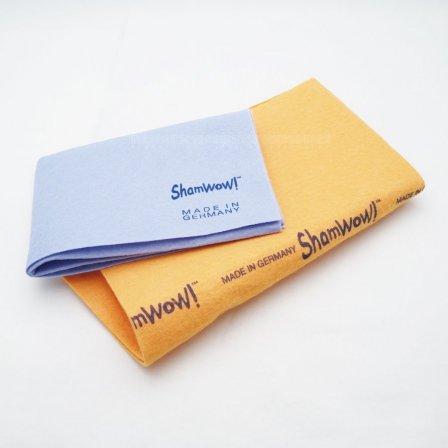 シャムワウ ShamWow 吸水クロス for car スモールサイズ+ラージサイズ 2セット