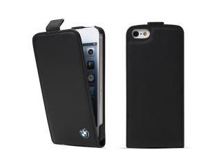 BMW 公認 モバイルフラップケース for iPhone5 ブラック