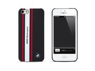 BMW モータースポーツ ハードケース for iPhone5 ネイビーブルー