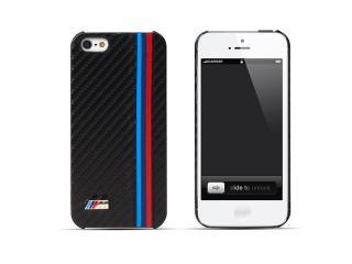 BMW 公認 Mコレクション ハードケース for iPhone5 ダークブルー