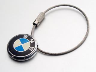 BMW ビーエムダブリュー ワイヤーキーホルダー