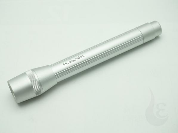 メルセデスベンツ アルミ携帯ライト