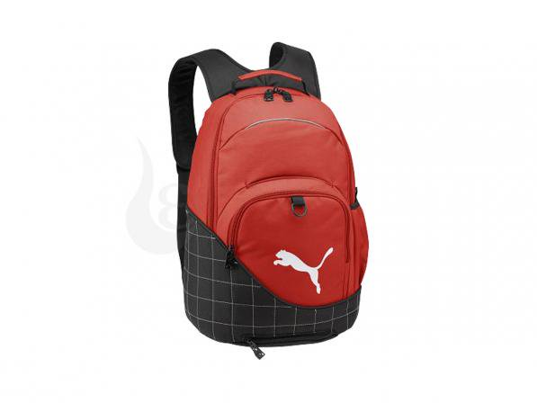 PUMA MOTORSPORT SPECIALIST BACKPACK RED/BLACK