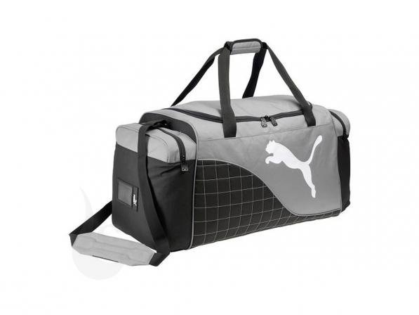 PUMA MOTORSPORTS LARGE TEAM BAG GRAY/BLACK
