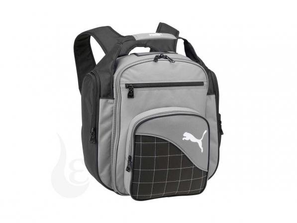 PUMA  MOTORSPORTS CO DRIVER BACKPACK GRAY/BLACK