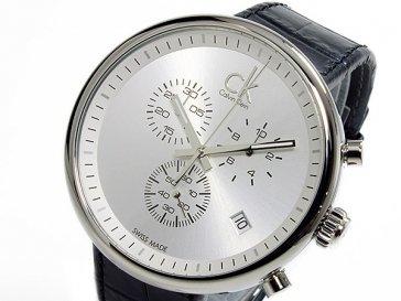 カルバン クライン Calvin Klein サブスタンシャル クオーツ メンズ 腕時計 K2N271C6