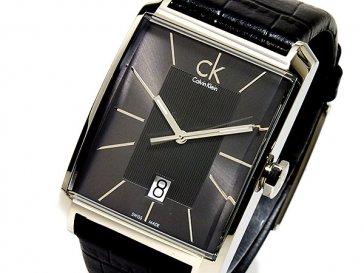 カルバン クライン Calvin Klein ウインドウ クオーツ メンズ 腕時計 K2M21107