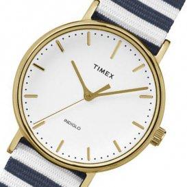 タイメックス ウィークエンダー レディース 腕時計 TW2P91900 ホワイト 国内正規