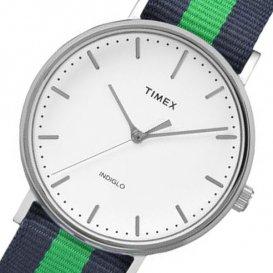 タイメックス ウィークエンダー メンズ 腕時計 TW2P90800 ホワイト 国内正規