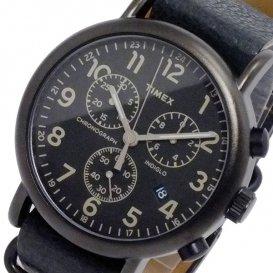 タイメックス ウィークエンダ? クロノ 腕時計 TW2P62200 ブラック 国内正規