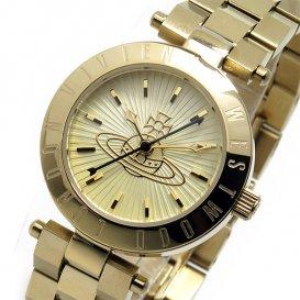 ヴィヴィアン ウエストウッド クオーツ レディース 腕時計 VV092GD ゴールド