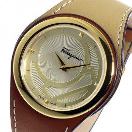 フェラガモ ガンチーニ クオーツ レディース 腕時計 FID020015 ゴールド