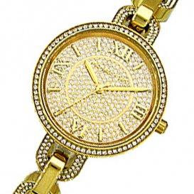 マイケルコース MICHAELKORS デラニー クオーツ レディース 腕時計 MK3268 ゴールド