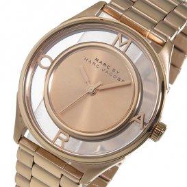 マークバイマークジェイコブス クオーツ レディース 腕時計 MBM3414 ピンクゴールド