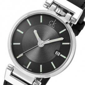 カルバン クライン ワールドリー クオーツ メンズ 腕時計 CLK4A211C3 ブラック