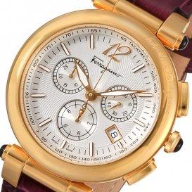 サルヴァトーレ フェラガモ イデリオ クロノ レディース 腕時計 F77LCQ5091SB42