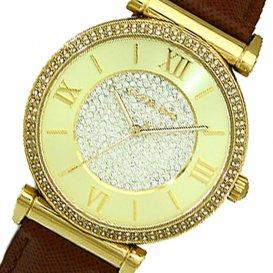 マイケルコース MICHAELKORS クオーツ レディース 腕時計 MK2375 ゴールド