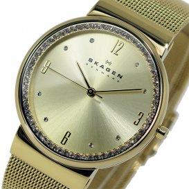 スカーゲン SKAGEN クオーツ レディース 腕時計 SKW2129 ゴールド