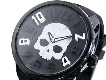 テンデンス TENDENCE ハイドロゲン スカル HYDROGEN 腕時計 05023012