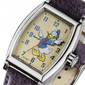 インガソール ディズニー ドナルド クオーツ レディース 腕時計 ZR25547 ゴールド