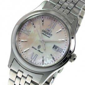 オリエント ORIENT 自動巻き レディース 腕時計 SNR1Q008Z0 シェル