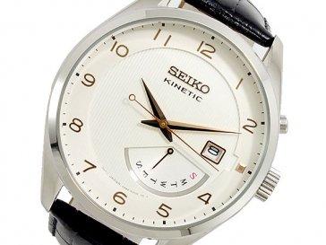 セイコー SEIKO KINETIC クオーツ メンズ 腕時計 SRN049P1
