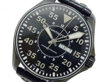 ハミルトン HAMILTON カーキ パイロット 腕時計 メンズ H64785835