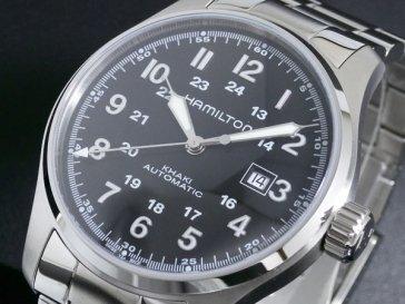 ハミルトン HAMILTON カーキフィールド オート 自動巻き 腕時計 H70625133
