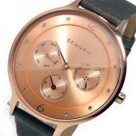 スカーゲン SKAGEN  クオーツ レディース 腕時計 SKW2392 ピンクゴールド