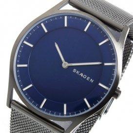 スカーゲン SKAGEN ホルスト HOLST クオーツ メンズ 腕時計 SKW6223 ネイビー