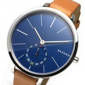 スカーゲン SKAGEN  クオーツ レディース 腕時計 SKW2355 ブルー