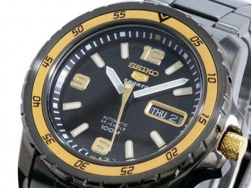 セイコー SEIKO セイコー5 スポーツ 5 SPORTS 自動巻き 腕時計 SNZG75K1