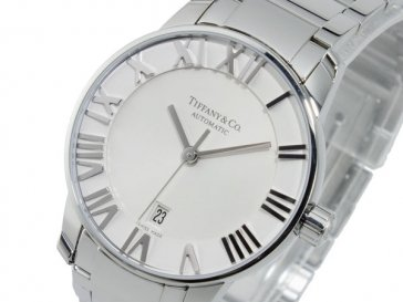 ティファニー TIFFANY&CO アトラス ドーム ATLAS DOME 自動巻 レディース腕時計 Z1830.68.10A21A00A