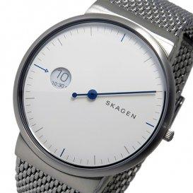 スカーゲン SKAGEN  クオーツ メンズ 腕時計 SKW6193 ホワイト