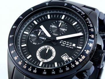 フォッシル FOSSIL クオーツ メンズ クロノグラフ 腕時計 CH2601