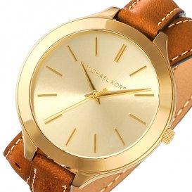 マイケルコース MICHAEL KORS クオーツ レディース 腕時計 MK2256 イエローゴールド