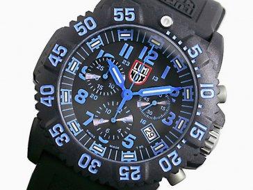 【アウトレット】ルミノックス LUMINOX ネイビーシールズ クロノグラフ 腕時計 3083