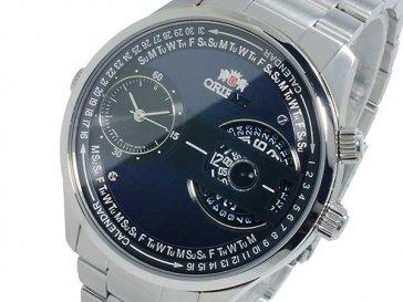オリエント ORIENT DUAL ll クオーツ×自動巻 メンズ 腕時計 WV0031XC 国内正規