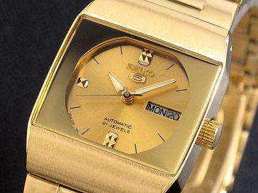 セイコー SEIKO セイコー5 ドレス DRESS 自動巻き 腕時計 SYM632J1