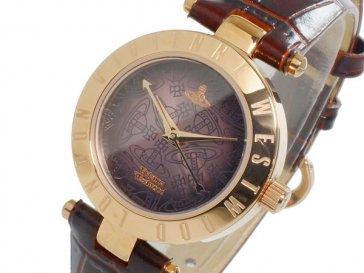 ヴィヴィアン ウエストウッド VIVIENNE WESTWOOD クオーツ レディース 腕時計 VV092BRBR