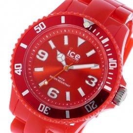 アイスウォッチ ICE WATCH アイス ソリッド ICE SOLID クオーツ ユニセックス 腕時計 SDRDUP12 レッド