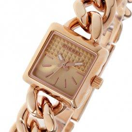 ディーゼル DIESEL ウルスラ URSULA クオーツ レディース 腕時計 DZ5429 ピンクゴールド