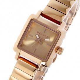 ディーゼル DIESEL ウルスラ URSULA クオーツ レディース 腕時計 DZ5425 ピンクゴールド