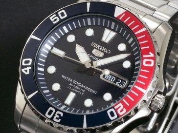 セイコー SEIKO セイコー5 スポーツ 5 SPORTS 自動巻き 腕時計 SNZF15K1