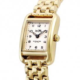 コーチ COACH トンプソン クオーツ レディース 腕時計 14502293 ゴールド