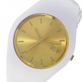 アイスウォッチ ICE WATCH アイスシック ユニセックス 腕時計 ICE.CC.WGD.U.S.15 ゴールド