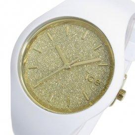 アイスウォッチ グリッター レディース 腕時計 ICE.GT.WGD.S.S.15 ゴールド