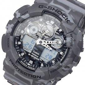 カシオ CASIO Gショック アナデジ メンズ 腕時計 GA-100CM-8A