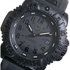 ルミノックス LUMINOX ネイビーシールズ 腕時計 3051 BLACKOUT